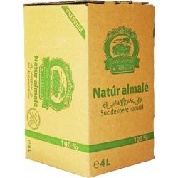 Gobe suc de mere natural 4l