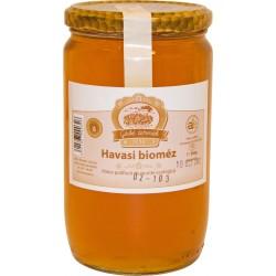 Gobe miere poliflora de munte ecologica 950g