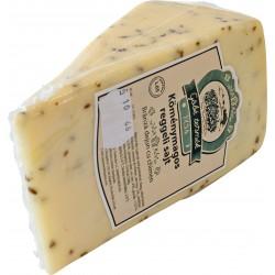 Góbé tekeropataki köményes reggeli sajt / kg.